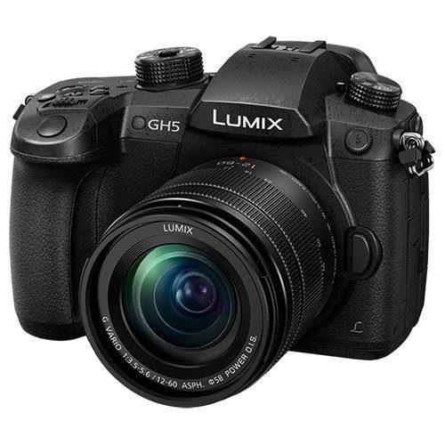 Panasonic LUMIX DC-GH5 + objektív LUMIX 12-60mm F3,5-5,6