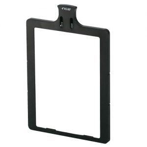 "Vocas Aluminum filter frame 4""x5,65"""