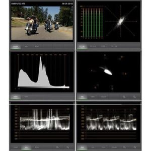 Blackmagic  Pocket UltraScope,