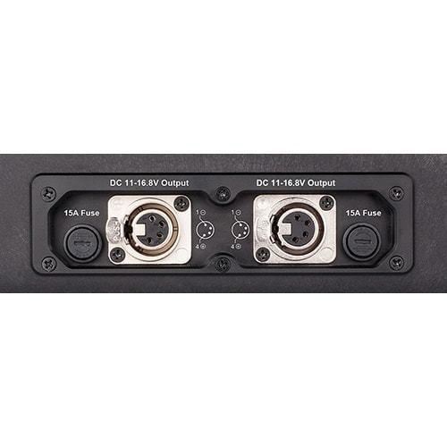 SWIT S-4010 prenosný napájací box s dual 12V XLR výstupom