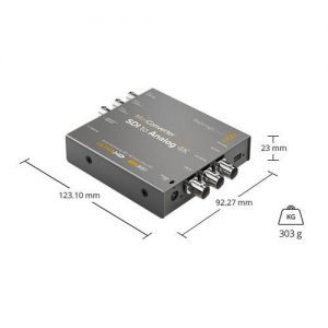 Blackmagic Mini Converter SDI to Analog 4K
