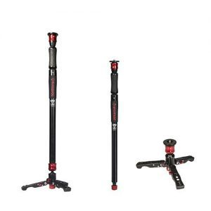iFootage Cobra 2 Strike monopod so stojanom