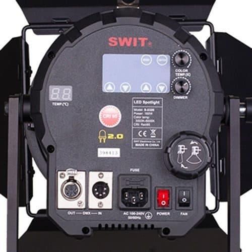 SWIT S-2320 160W fresnelový LED reflektor
