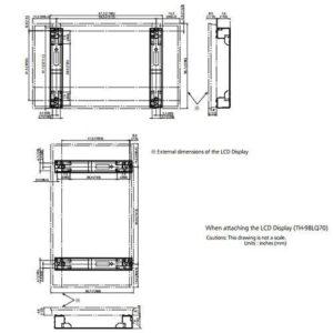 Panasonic TY-WK103PV9