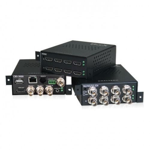 Craltech Input Box CBS-3G4HD4