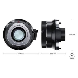Blackmagic URSA Mini Pro B4 Mount