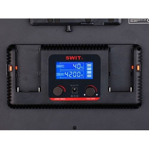 SWIT S-2420CS bi-color edge-LED panel