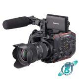 Panasonic AU-EVA1 kompaktná 5.7K Super 35mm Cinema kamera