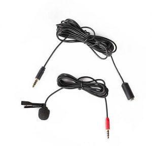 Saramonic SR-LMX1 lavalierový mikrofón pre smartfóny
