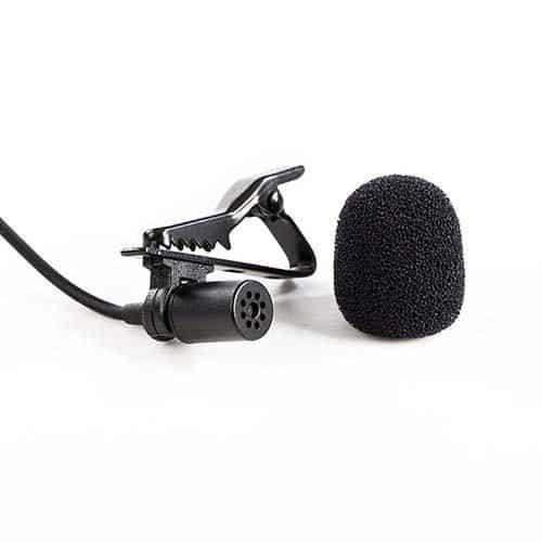 Saramonic LAVMicro lavalierový mikrofón pre smartfóny a DSLR