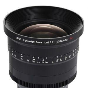 ZEISS Lightweight Zoom LWZ.3 21-100mm/T2.9-3.9 T* EF