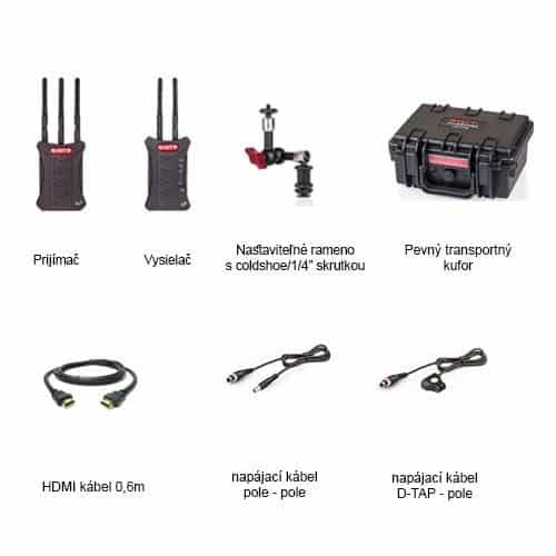 SWIT CW-H150 HDMI 150m Wireless System