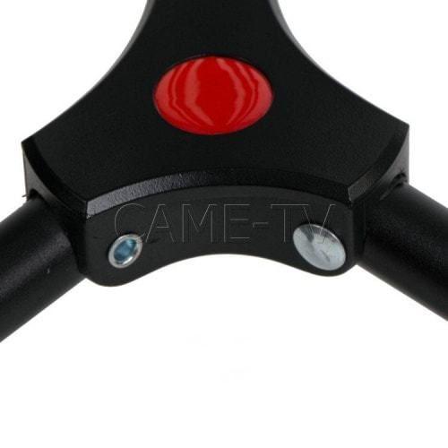 CAME-TV Tripod TP601A kamerový statív s fluidnou hlavou