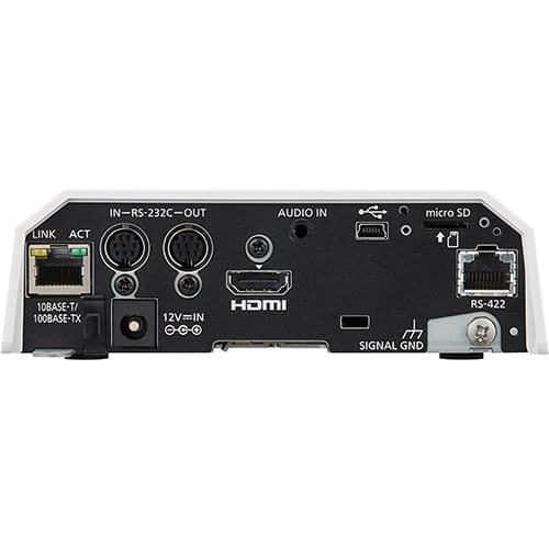 Panasonic AW-HN40HK robotická PTZ kamera (čierna)