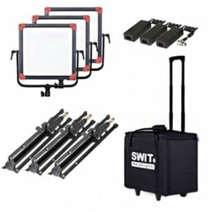 SWIT PL-E60D 3KIT with DMX support