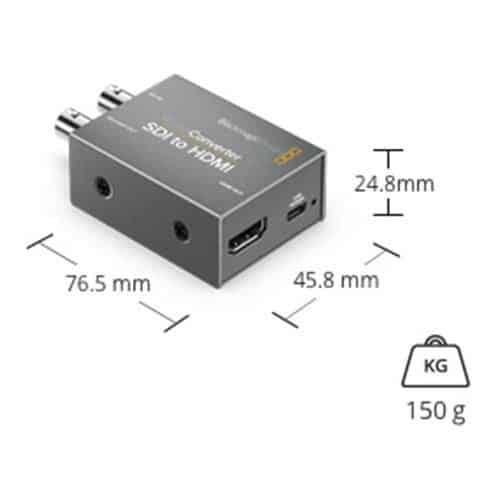 Blackmagic Micro Converter SDI to HDMI