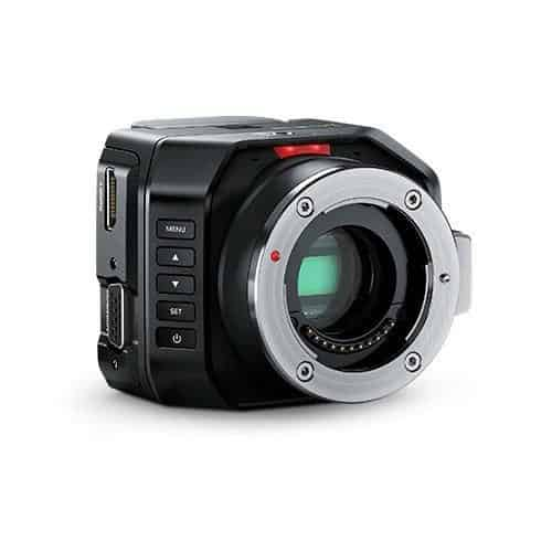 Blackmagic Micro Studio Camera 4K EF
