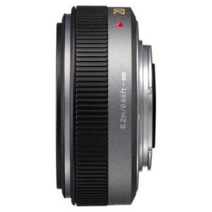 Panasonic LUMIX G 20mm / F1.7 ASPH.