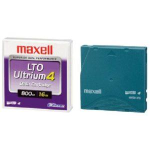 Maxell LTO Ultrium4 kazeta
