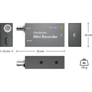 Blackmagic UltraStudio Mini Recorder