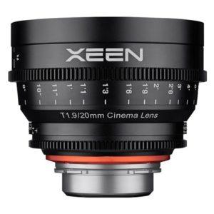 XEEN 20 mm T1.9 FF CINE - EF