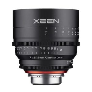 XEEN 35 mm T1.5 FF CINE - EF