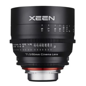 XEEN 50 mm T1.5 FF CINE - EF