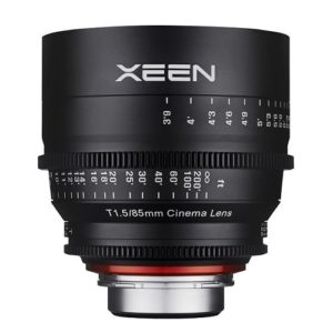 XEEN 85 mm T1.5 FF CINE - EF