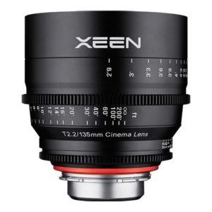 XEEN 135 mm T2.2 FF CINE - EF