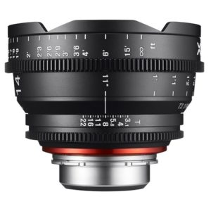 XEEN 14 mm T3.1 FF CINE - EF