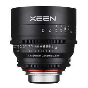 XEEN 50 mm T1.5 CINE - PL