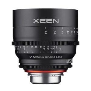 XEEN 35 mm T1.5 CINE - MFT