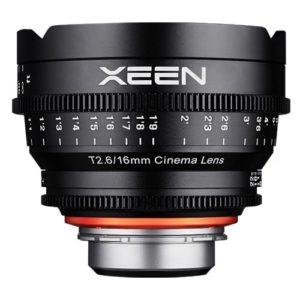 XEEN 16mm T2.6 CINE - MFT