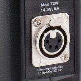 SWIT S-3822S dvojkanálová paralelná V-mount rýchlonabíjačka