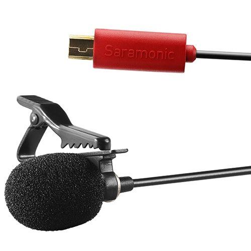 Saramonic SR-GMX1 lavalierový mikrofón pre GoPro Hero4 a Hero3