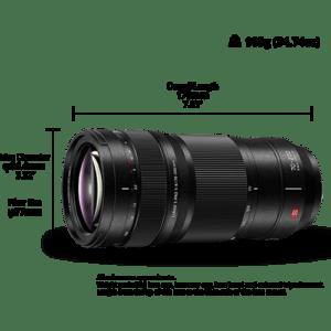 Panasonic Lumix S 24-105mm/F4,0 Macro OIS