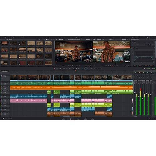 Blackmagic DaVinci Resolve Studio