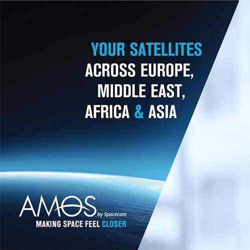Satelitné služby AMOS
