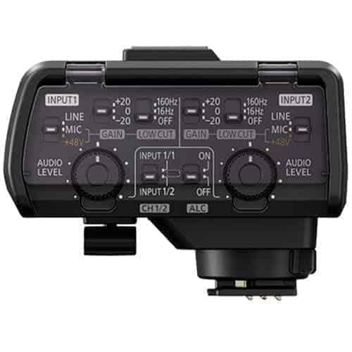 Panasonic DMW-XLR1 mikrofónny adaptér pre LUMIX GH5 a GH5S
