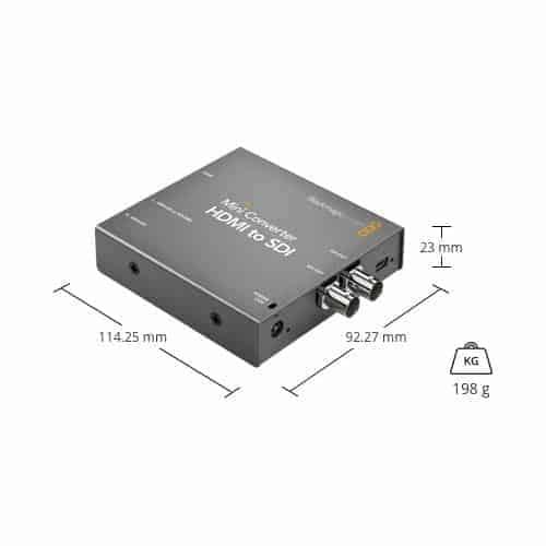 Blackmagic Mini Converter HDMI to SDI 2 (výroba ukončená)