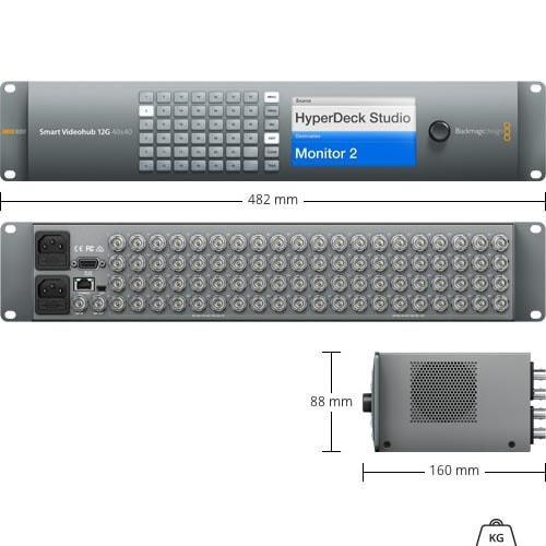 Blackmagic Smart Videohub 40x40