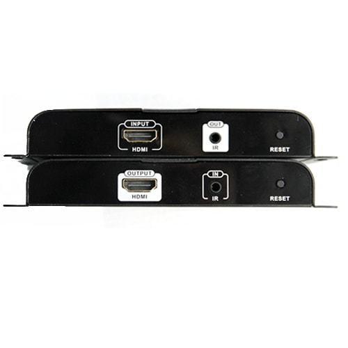 Lenkeng LKV378 4K HDMI Extender Optical Fiber