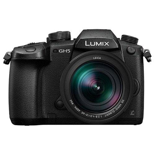 Panasonic LUMIX DC-GH5 + objektív Leica 12-60mm F2,8-4,0