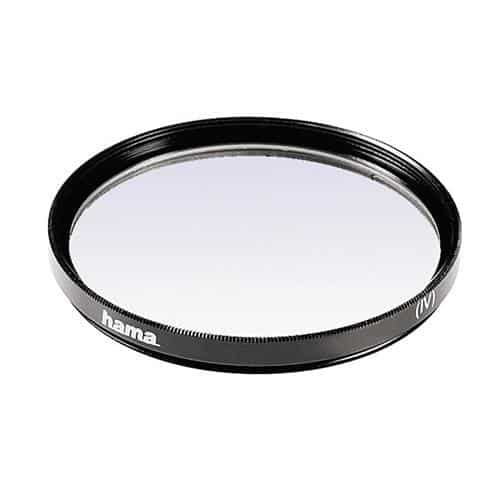 Hama UV filter, coated, 49 mm