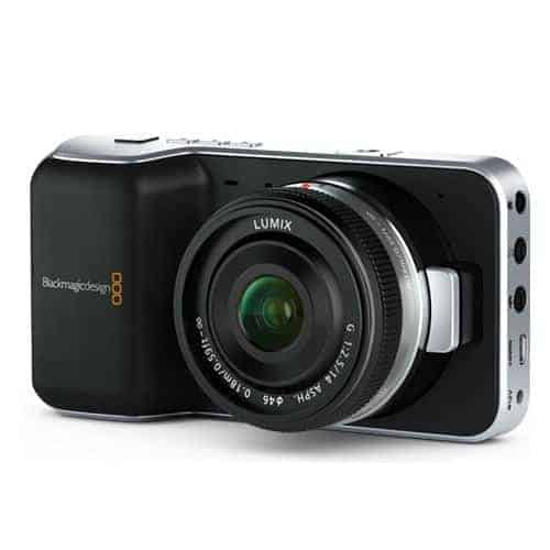 Blackmagic Pocket Cinema Camera (výroba ukončená)