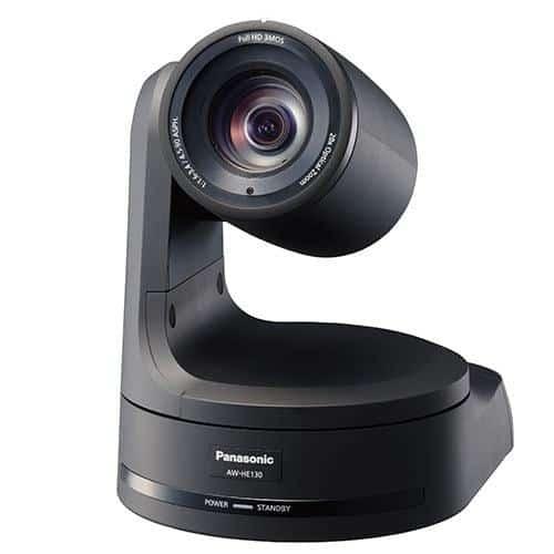 Panasonic AW-HE130K robotická PTZ kamera (čierna)