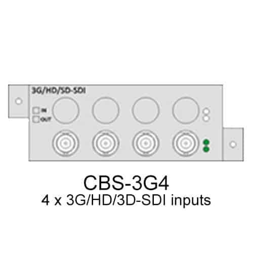 Craltech Input Box CBS-3G4