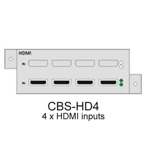 Craltech Input Box CBS-HD4