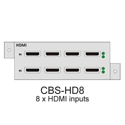 Craltech Input Box CBS-HD8