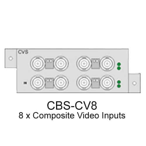 Craltech Input Box CBS-CV8